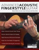 Advanced Acoustic Fingerstyle Guitar