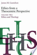 Ethics from a Theocentric Perspective  Volume 2