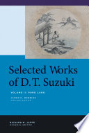 Selected Works of D.T. Suzuki, Volume II