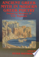 Ancient Greek Myth in Modern Greek Poetry