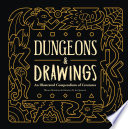 Book Dungeons and Drawings  An Illustrated Compendium of Creatures