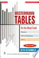 Westermann Tables For The Metal Trade