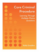 Core Criminal Procedure