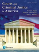 Courts and Criminal Justice in America  Student Value Edition Plus REVEL    Access Card Package