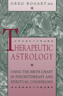 Therapeutic Astrology