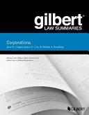 Gilbert Law Summaries  Corporations