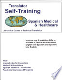 Translator Self Training Spanish Medical