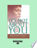 download ebook it's not about you it's about god pdf epub