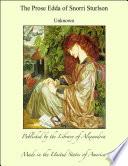The Prose Edda Of Snorri Sturlson book