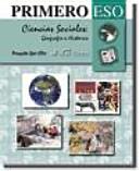 Ciencias sociales, geografía e historia