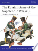 The Russian Army of the Napoleonic Wars  1
