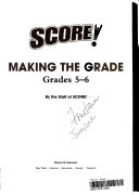 Making the Grade: Grades 5-6