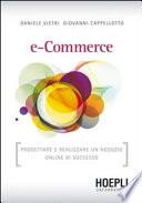 E commerce  Progettare e realizzare un negozio online di successo