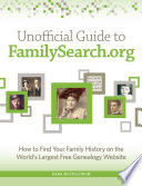 Unofficial Guide to FamilySearch org