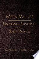 meta values