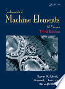 Fundamentals Of Machine Elements Third Edition book