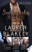 sinful nights bundle books 1 3