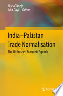 India-Pakistan Trade Normalisation