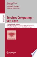 Services Computing Scc 2020
