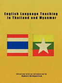 English Language Teaching in Thailand and Myanmar