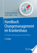 Handbuch Changemanagement im Krankenhaus