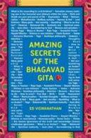 Amazing Secrets of the Bhagavad Gita