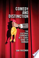 Comedy And Distinction book