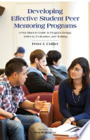 Developing Effective Student Peer Mentoring Programs