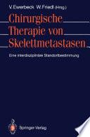 Chirurgische Therapie von Skelettmetastasen