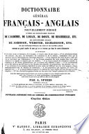 Dictionnaire g  n  ral fran  ais anglais