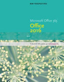 New Perspectives Microsoft Office 365   Office 2016  Brief  Loose Leaf Version