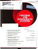Control and Intelligent Systems