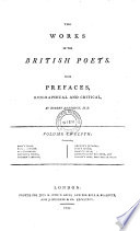 The Works Of The British Poets : ...