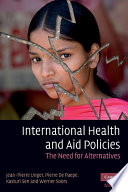 International Health and Aid Policies