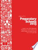 Preparatory Schools 2013