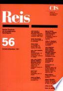 Revista espanola de investigaciones sociologicas