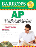 Barron s AP English Language and Composition