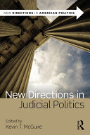 New Directions in Judicial Politics