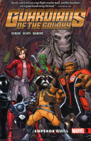 Guardians of the Galaxy  New Guard Vol  1