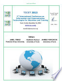Second International Conference  Technologies of Information and Communications in Education and Training