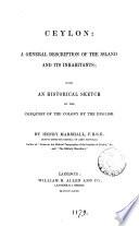 Ebook Ceylon Epub Henry Marshall Apps Read Mobile
