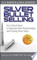 Silver Bullet Selling