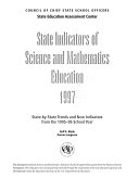 State Indicators of Science and Mathematics Education