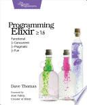 Programming Elixir     1 6