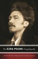 The Ezra Pound Encyclopedia