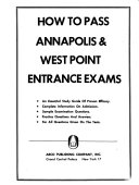 How to Pass Annapolis & West Point Entrance Exams