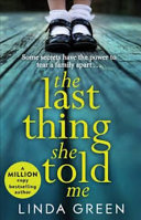 The Last Thing She Told Me Book PDF