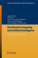 download ebook distributed computing and artificial intelligence pdf epub