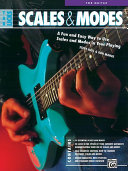 download ebook tab licks: scales & modes for guitar pdf epub