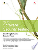 The Art Of Software Security Testing